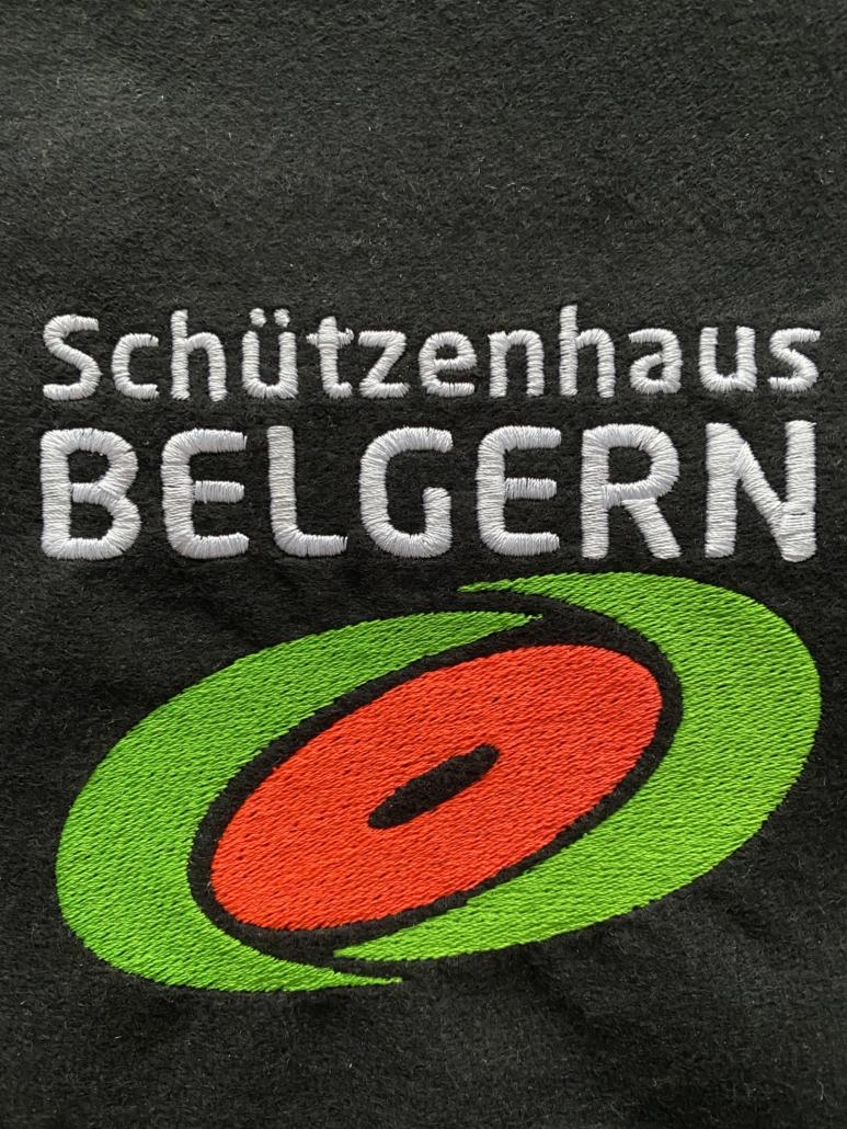 Logos besticken