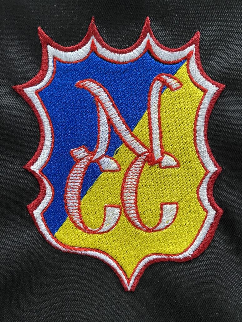 Wappen sticken